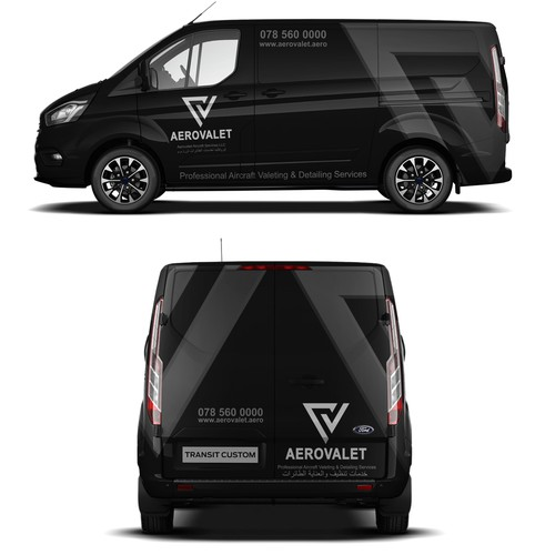 Aerovalet Van Wrap