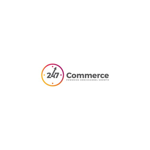 Logo for 247 Commerce