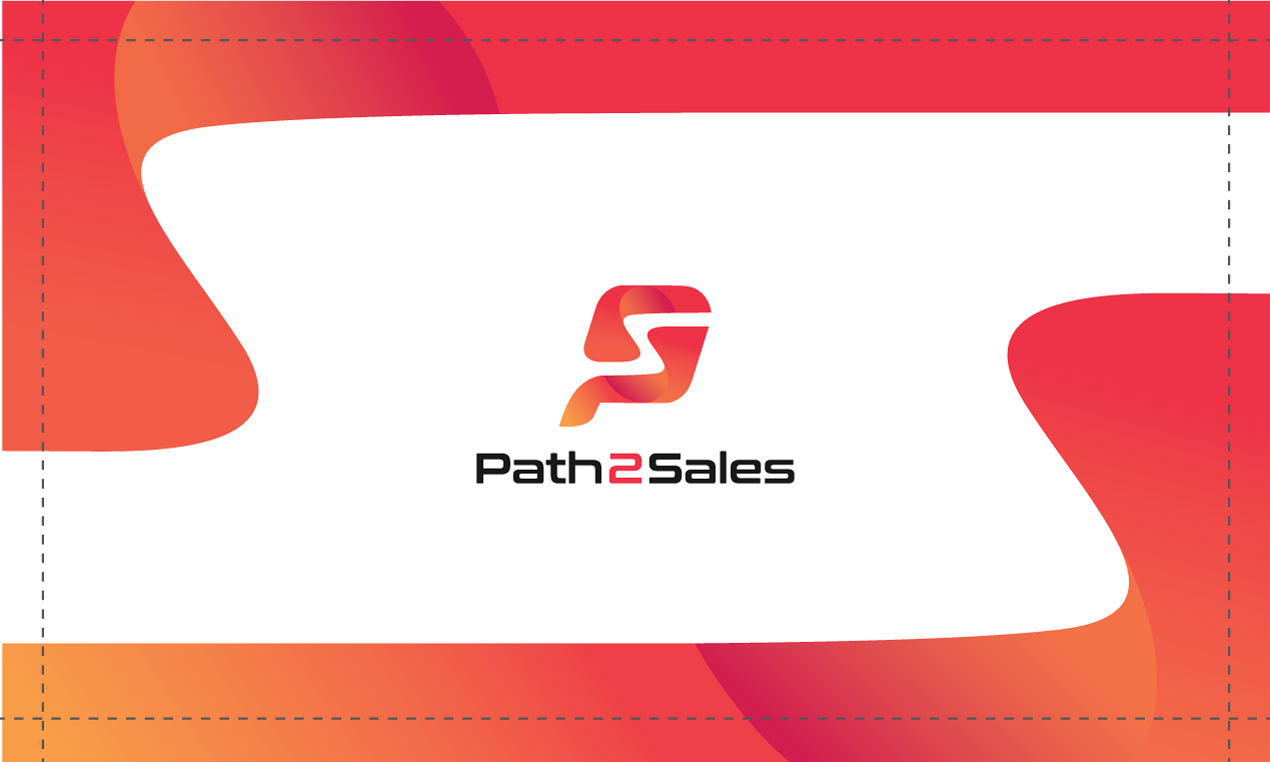 Path2Sales Business Cards
