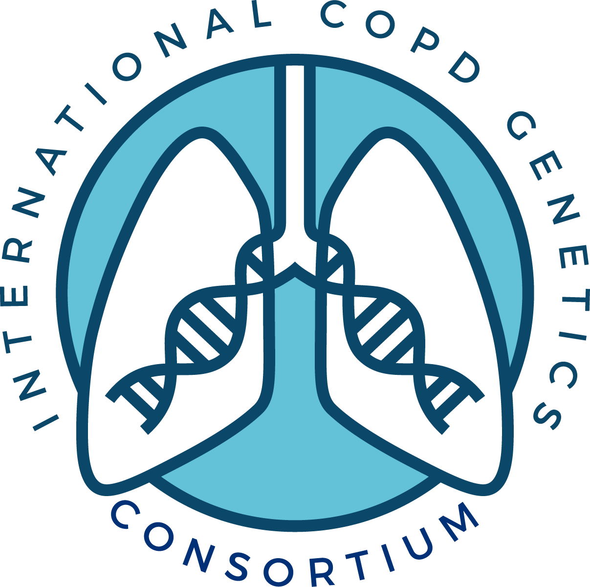 Logo for an international research collaboration