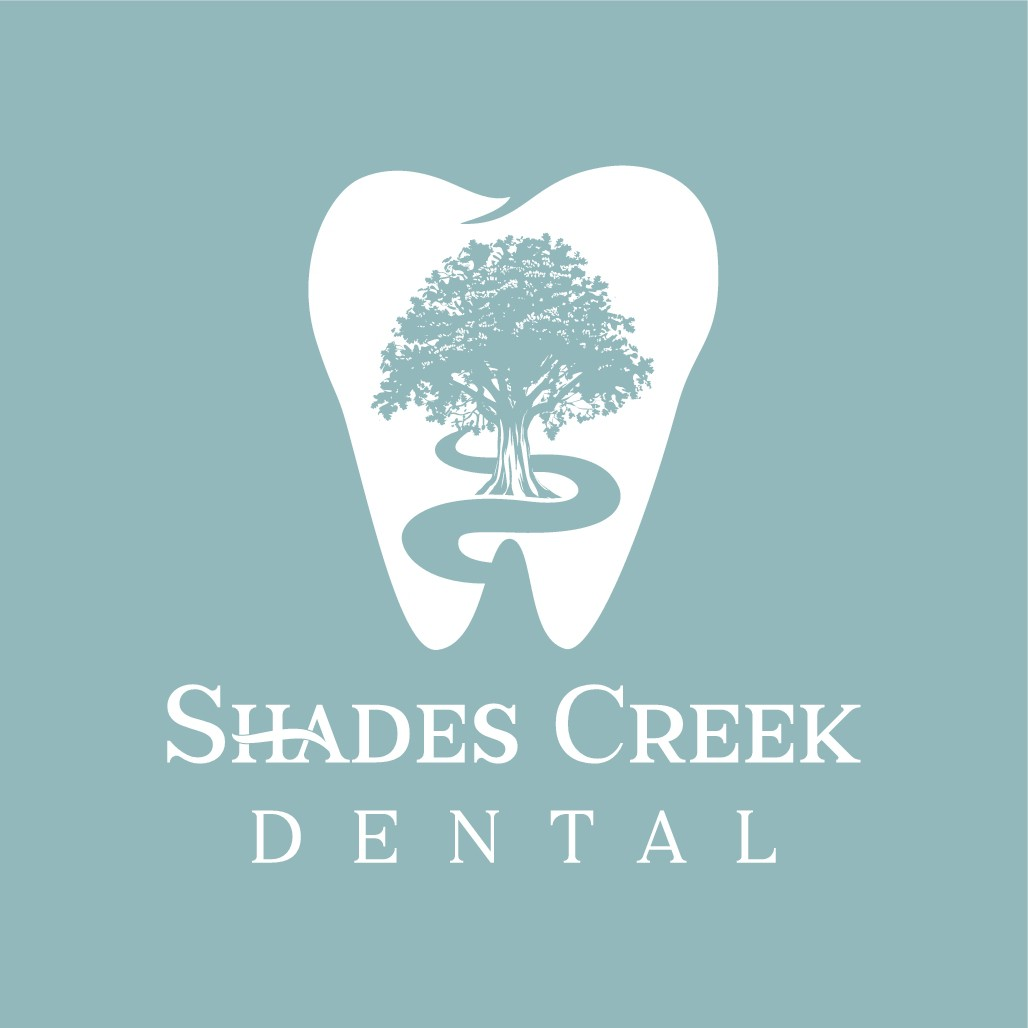 Modern Office Logo for Shades Creek Dental