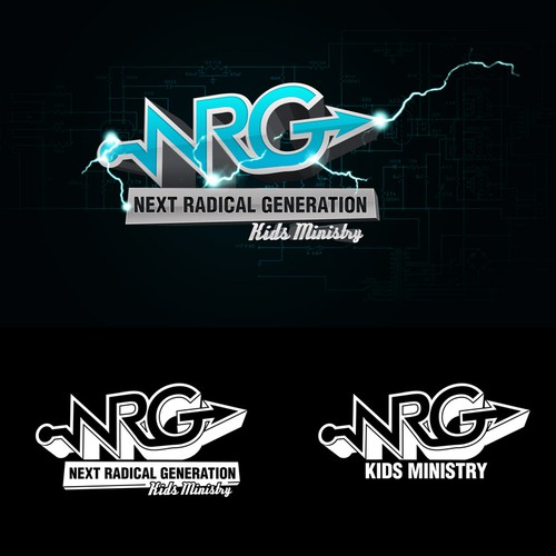 NRG - Be apart of a Kids Ministry start up! Not your typical design contest!