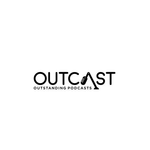 OUTCAST Logo Design