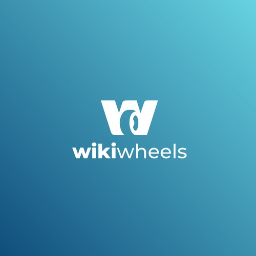 wikiwheels logo Design