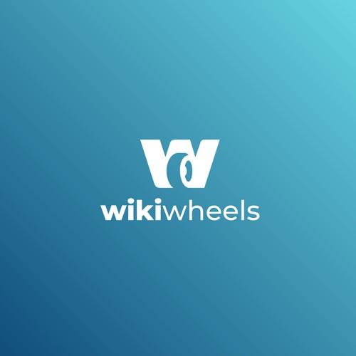 wikiwheels logo Design