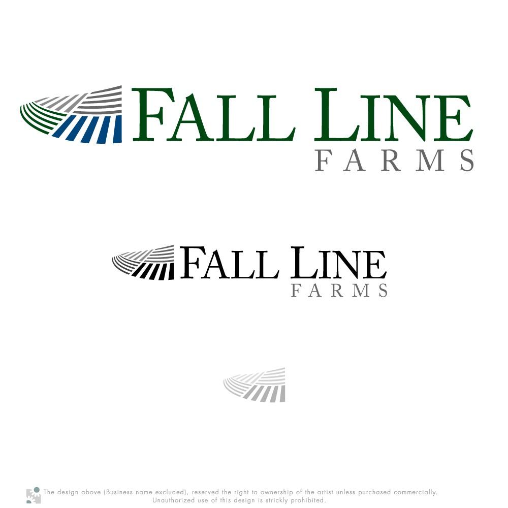 Create the next logo for Fall Line Farms