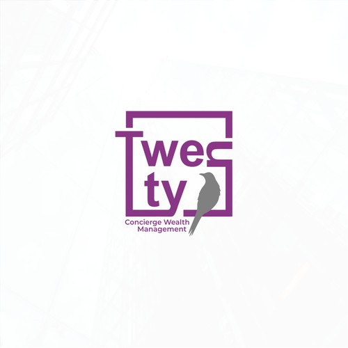 Playful logo for Accounting Company