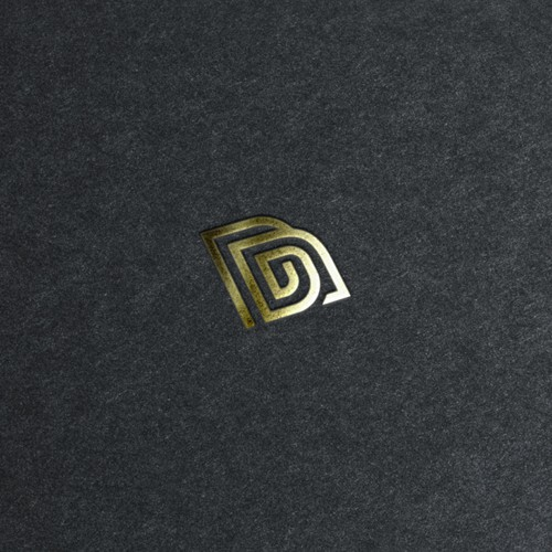 Dn monogram