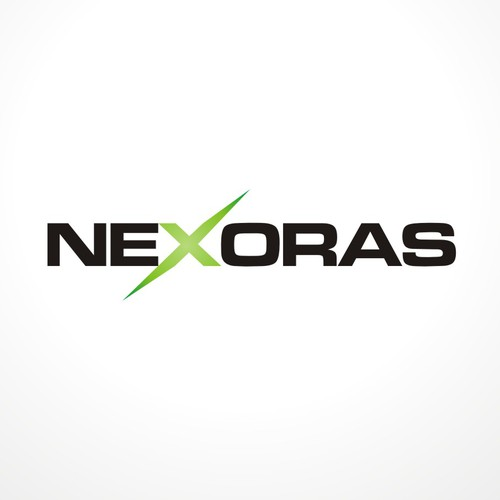 Nexoras Logo Design