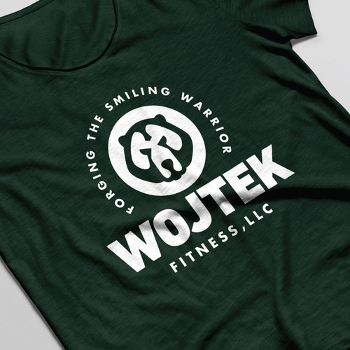 Strong gym brand inspired by a Polish hero bear