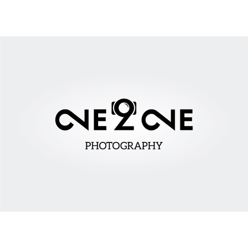 logo for one2one photography