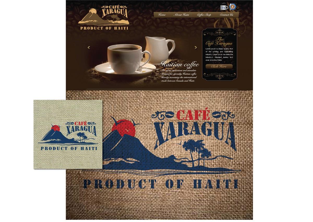 Help Café Xaragua with a new logo