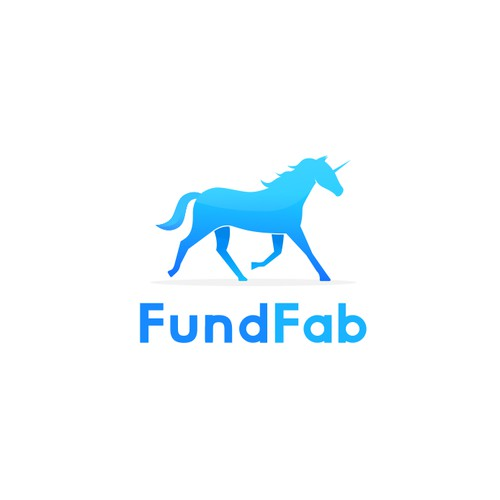 Modern logo for crowdfunding website