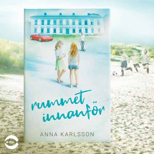 "Book cover for ""Rummet innanför"" by Anna Karlsson"