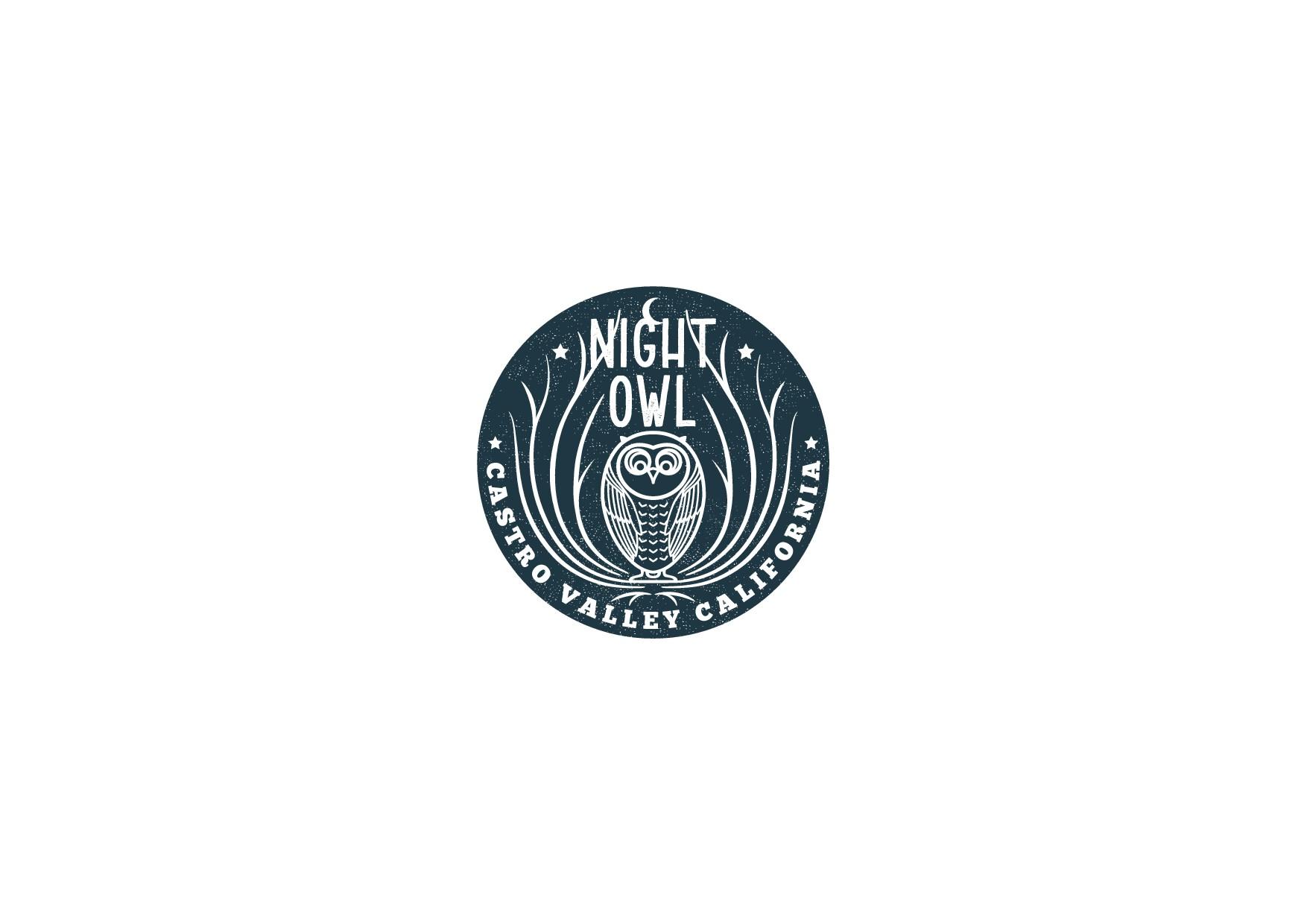 Night Owl: New Speakeasy Bar/Restaurant Needs Logo
