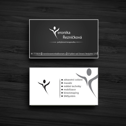 BUSINESS CARD FOR ANY COMPANY