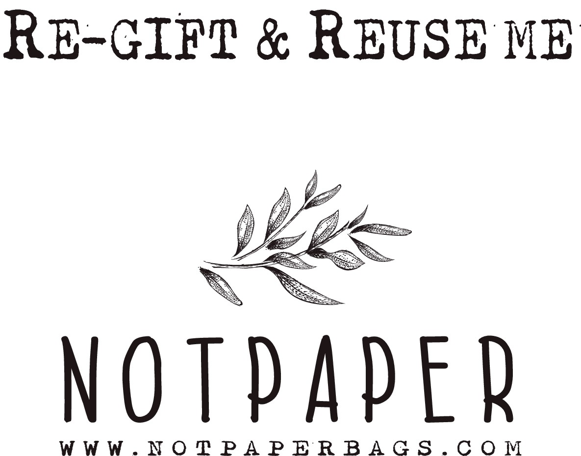 Vector File for NotPaper Bags tag