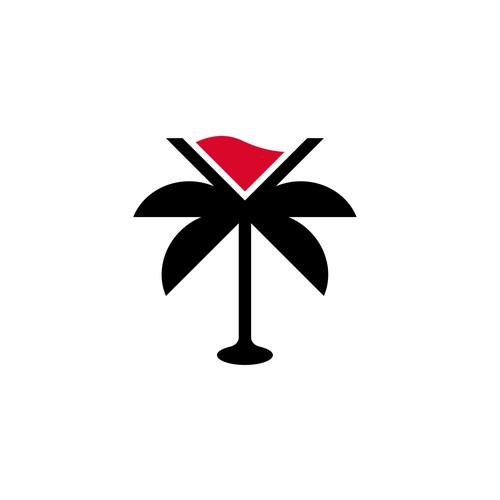 Palms Bar Logo