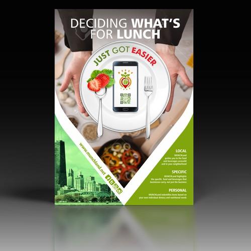 Flyer munch land app