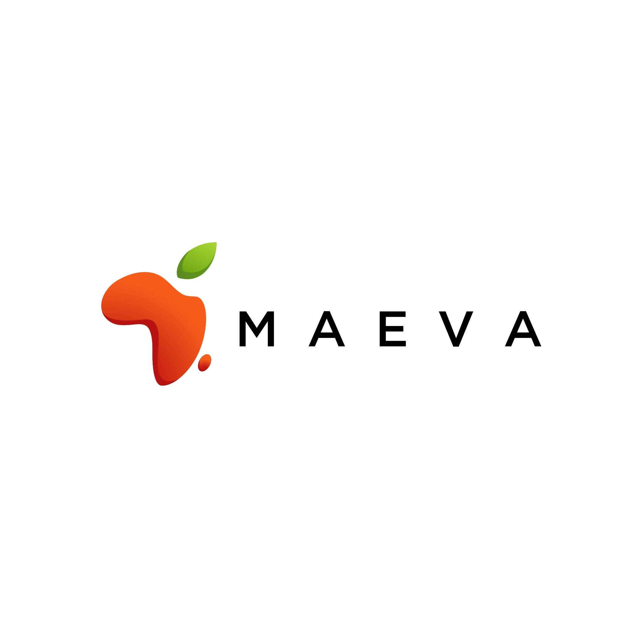 Powerful, but simple logo for a socially responsible African fruit trading company