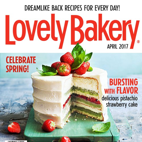 Lovely Bakery Magazine Cover