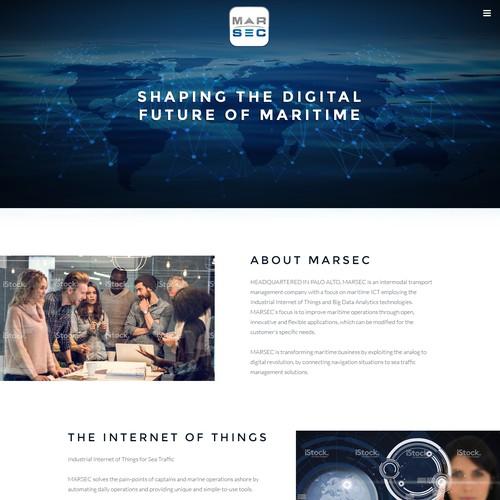 MARSEC - Digitial Navivational Systems