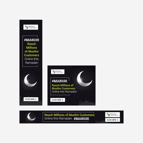 #MAN100 Ramadan Advertising Campaign