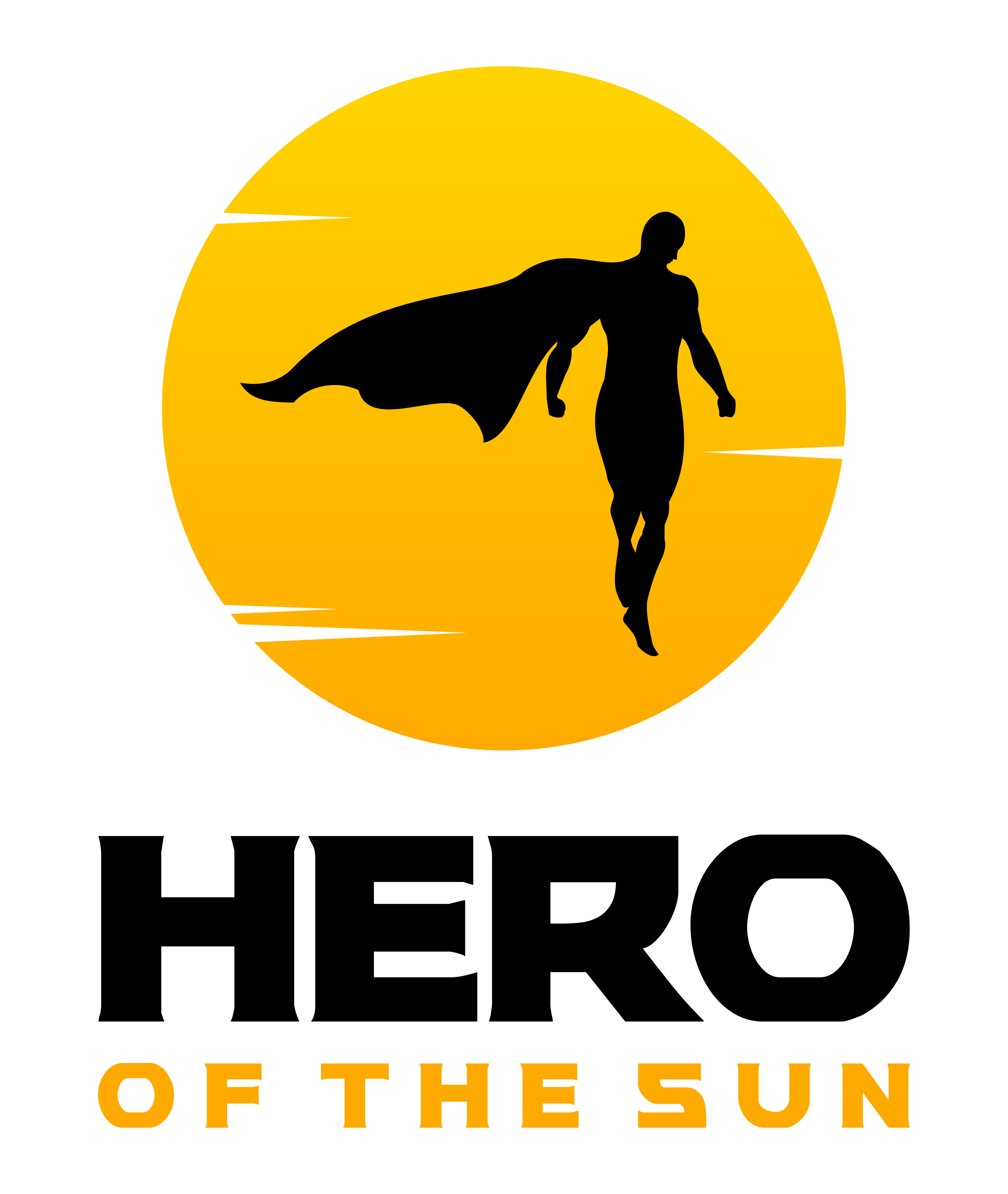 Logo for mobile app development company - Hero of the Sun