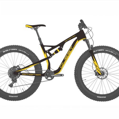 Quest Carbon Fat Bike