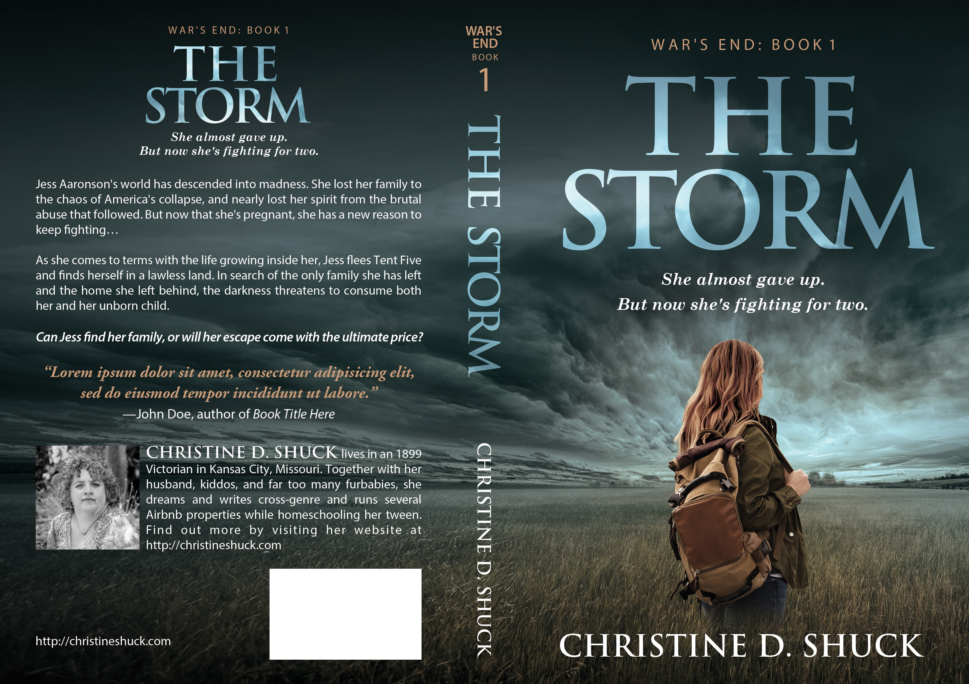 The Storm is coming - Are YOU Ready?