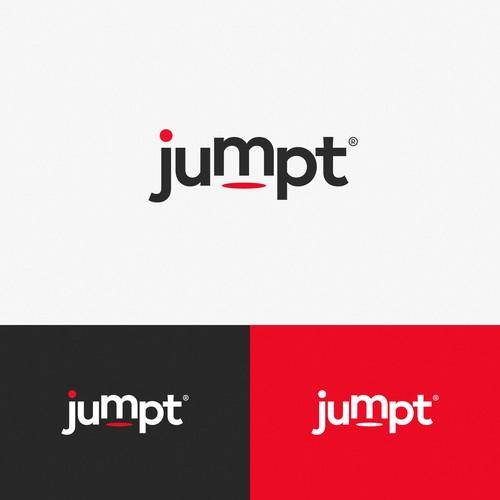 Jumpt Logo Design