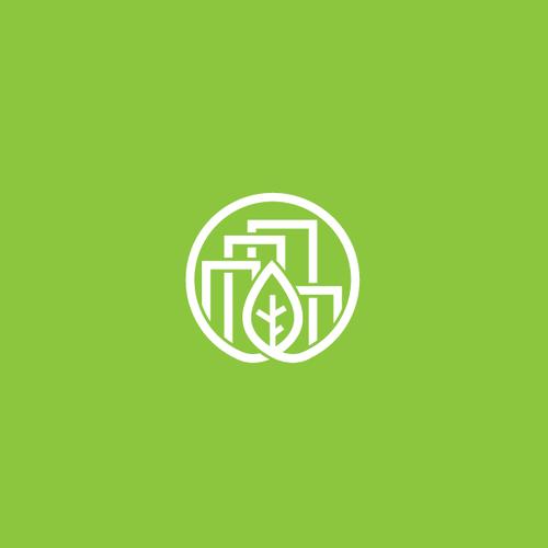 Modern logo for a furniture manufacturer