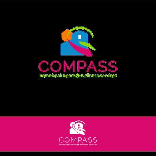 Seeking exceptionally designed logo for Compass Care