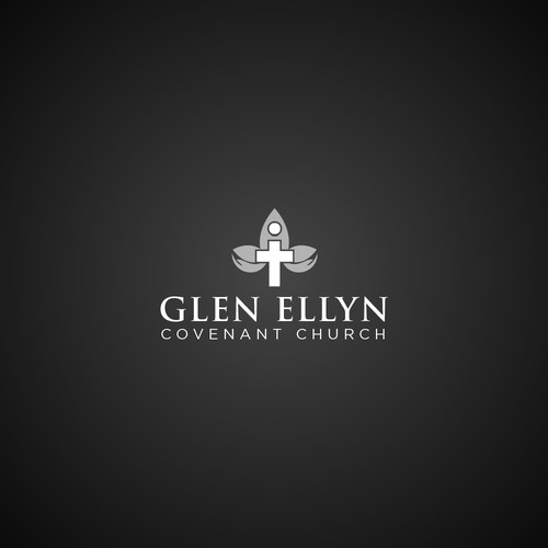 Design the new logo for a church that is growing younger