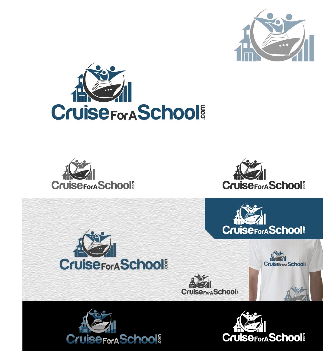 logo for CruiseForASchool.com