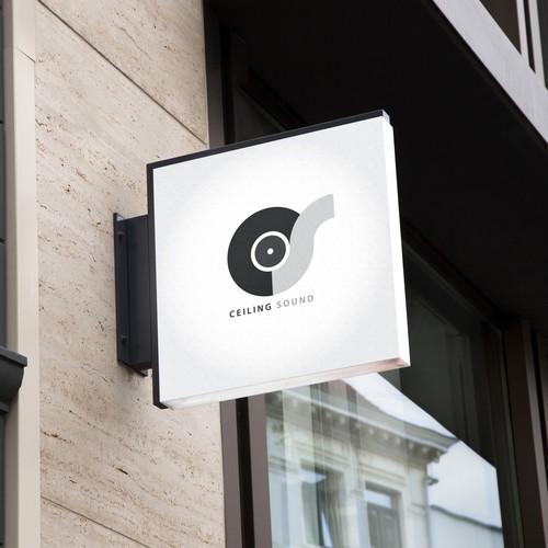 Ceiling Sound logo