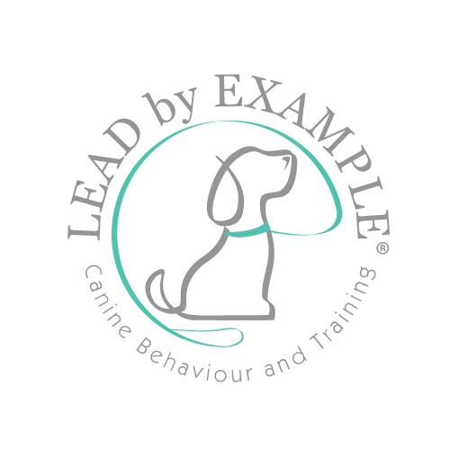 Canine behaviourist requires uplifting logo for 'Lead By Example'