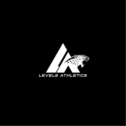 Logo concept for LEVEL ATHLETICS