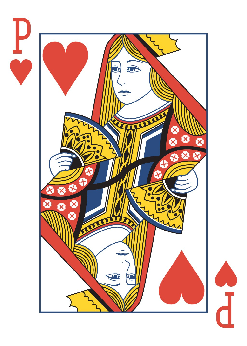 Playing Cards - New Face Cards