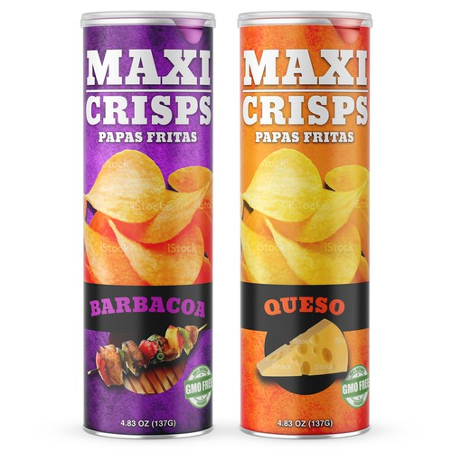 Potato Chips Packaging