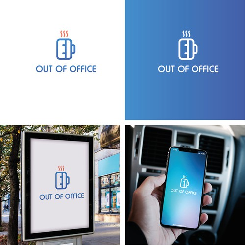 Logo concept for Out of Office