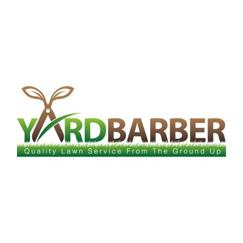 Yard Barber needs a new logo