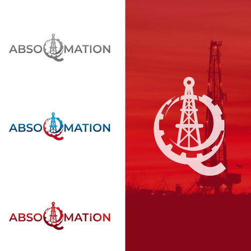 Bold and Classy Logo for Absoqmation