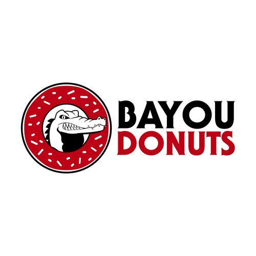 Bayou Donuts Logo