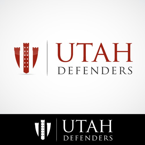 Logo for Utah based Law Group