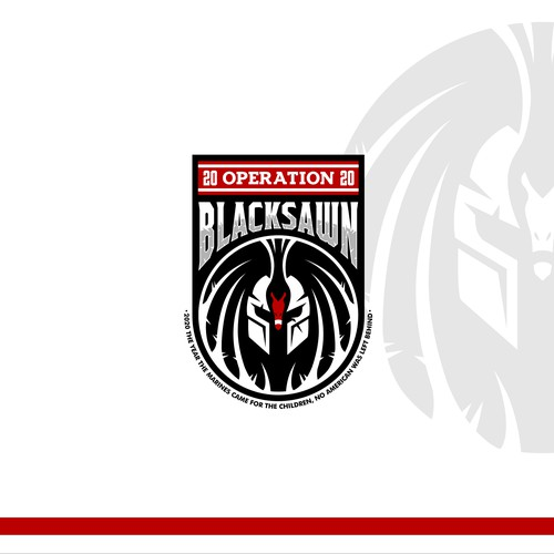 logo concept for black sawn