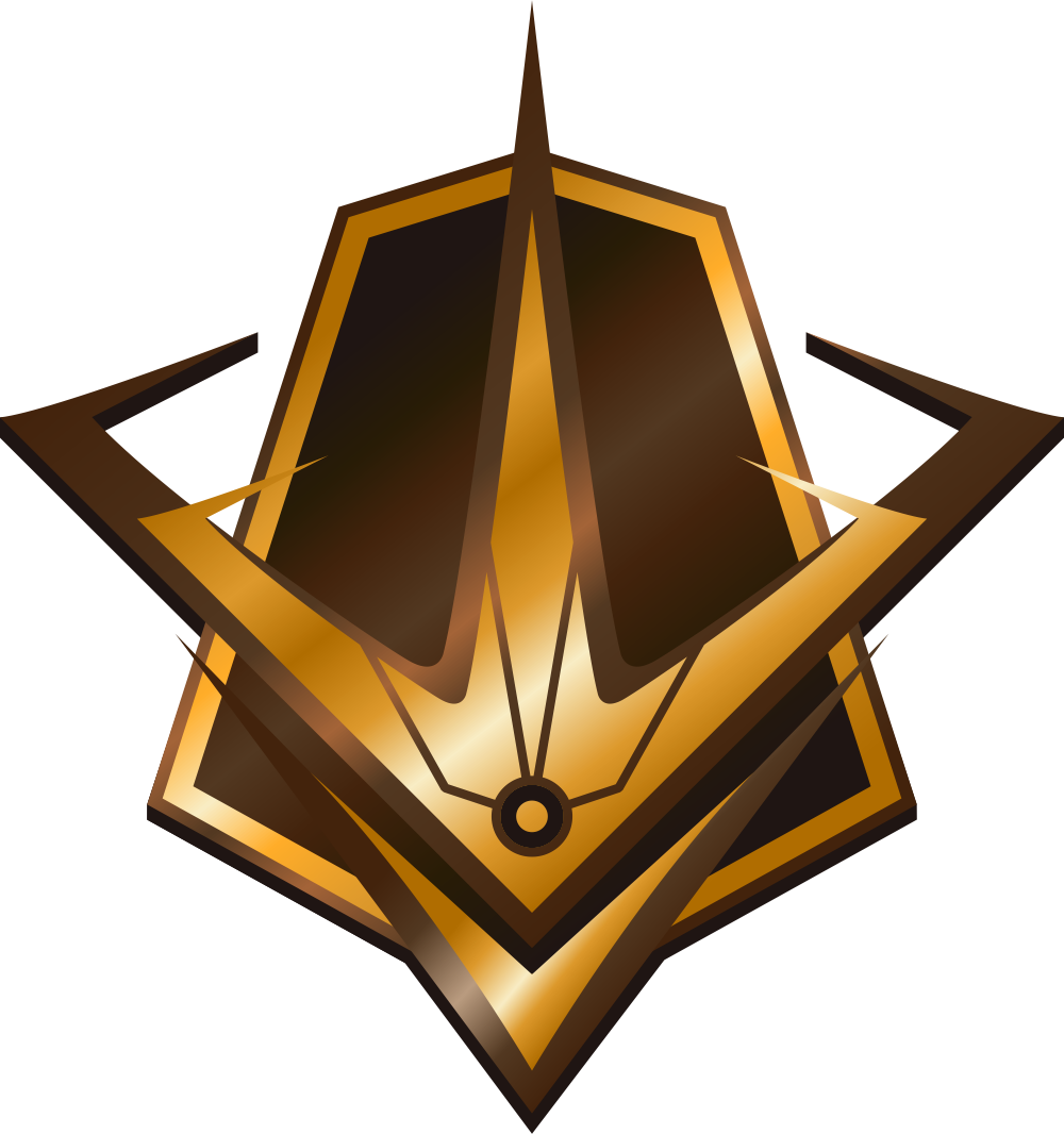 Competitive video game website seeks 6 badges/emblems for it's leagues