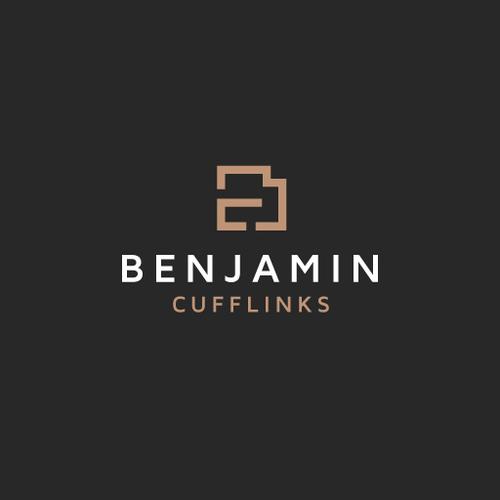 Logo Design for BENJAMIN CUFFLINKS