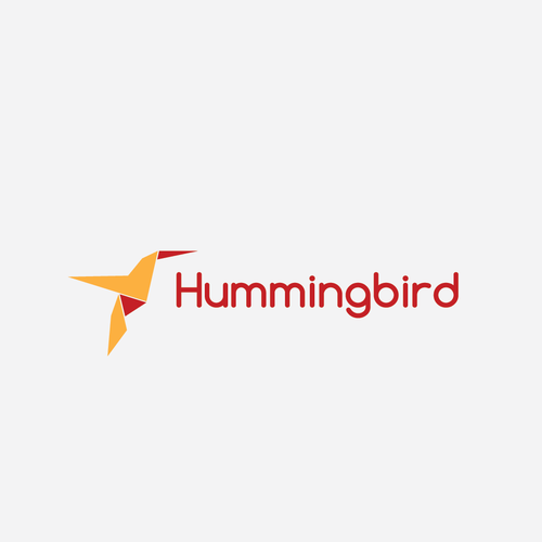 Sweet logo for Hummingbird