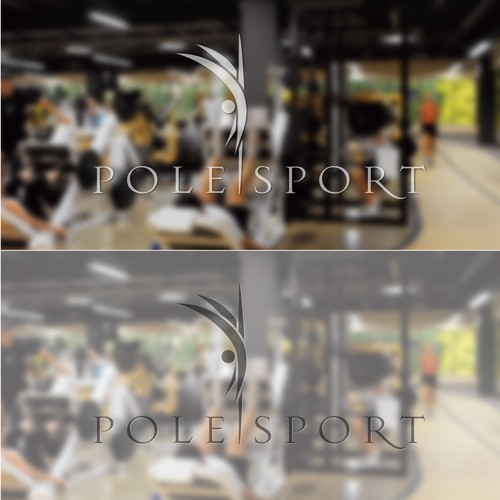 A vibrant design wanted for a new fitness wave - Pole Sport - moving away from trad. pole dancing